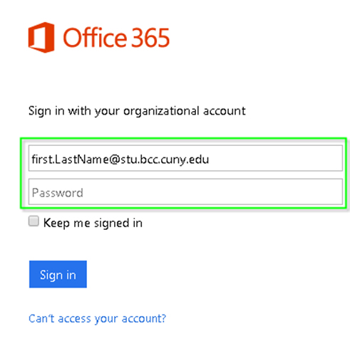 Office 365 Sign In Portal